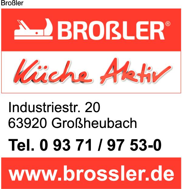 Kuche Aktiv Gerhard Brossler Grossheubach Main Profis Das